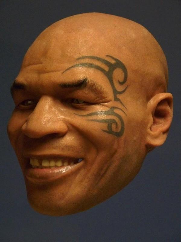 realistische maskers