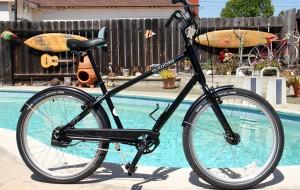 AutoBike: een fiets die automatisch tussen versnellingen schakelt