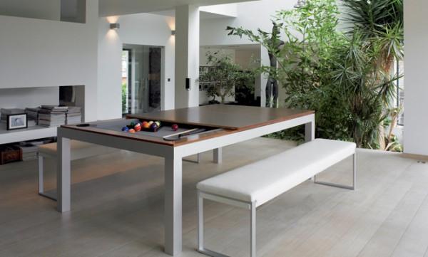 Fusion Table Pooltafel En Eettafel In n Freshgadgetsnl