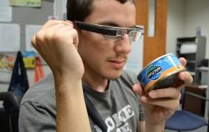 Hoe Google Glass blinden kan helpen