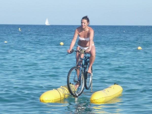 shuttlebike-waterfiets