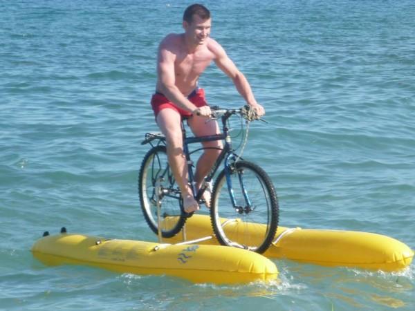 shuttlebike-waterfiets2