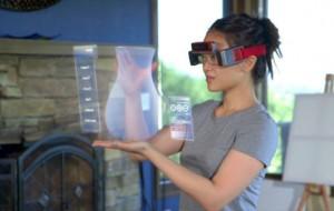 SpaceGlasses: de toekomst van de computer?