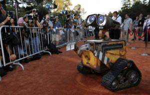 Een real-life Wall-E robot