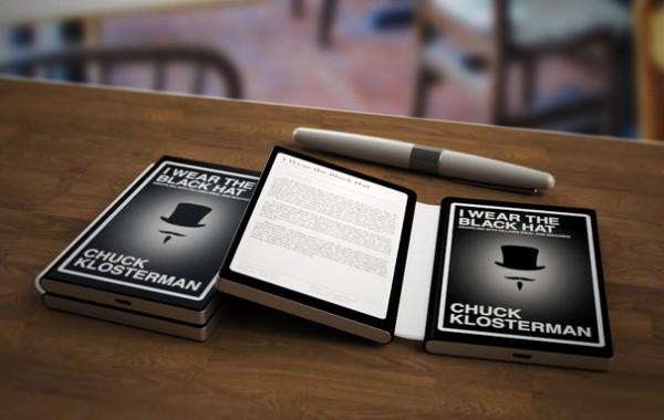 TwistBook: e-reader in de vorm van een boek