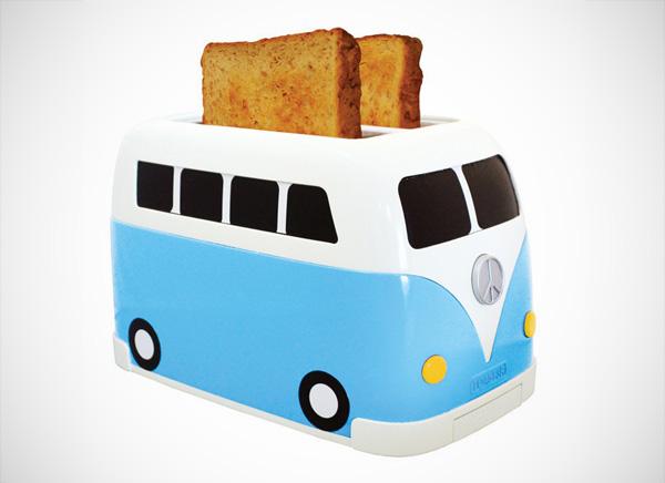 Brood Roosteren In Stijl Met De Volkswagen Camper Van