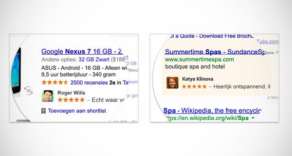 google plus advertenties1 Let op! Google wil je naam en foto gebruiken in advertenties
