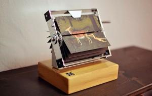 Giphoscope: bewegende GIFs op traditionele wijze