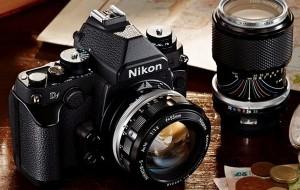 Nikon Df DSLR: een spiegelreflexcamera in een geweldig retro-jasje