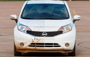 Nissan ontwikkelt een auto die zichzelf schoonmaakt
