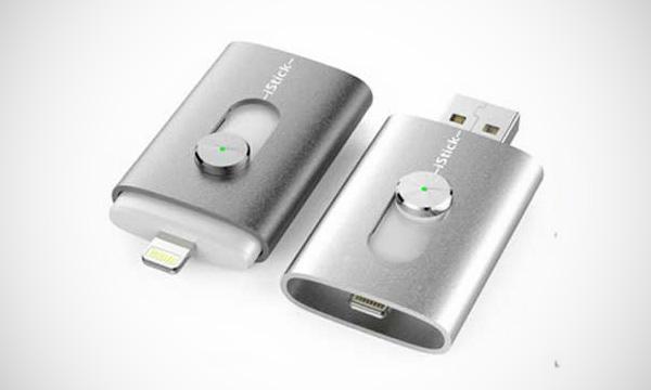 istick iphone ipad iStick: razendsnel bestanden overzetten van je iPhone of iPad
