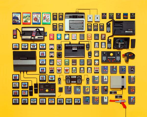 Mooie fotou0026#39;s van neurotisch gesorteerde elektronica - Freshgadgets.nl