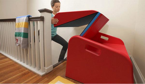 Sliderider tovert iedere trap om in een glijbaan - Tobogan infantil ikea ...