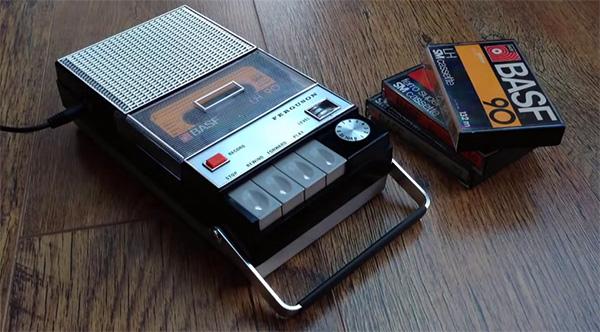 Terug in de tijd met het Spotify cassettedeck
