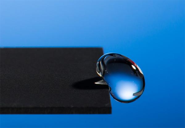 water-afstotend-metaal