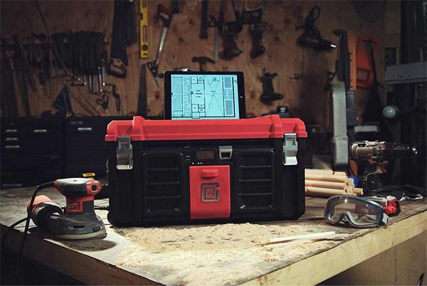 coolbox-gereedschapskist