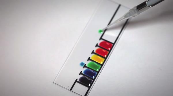wetenschap-kleurstof-video
