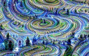 google-research-psychedelisch