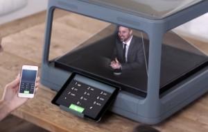 holus-hologram-display