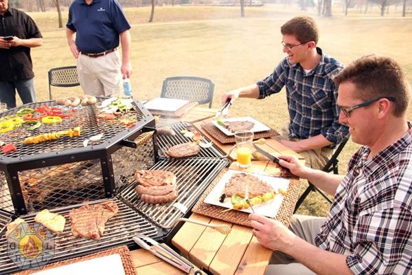 Met de JAG organiseer je de ultieme barbecue