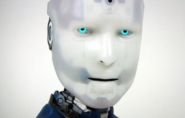 Alan: een pratend robothoofd voor op je bureau