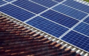 Dakpannen zonnepanelen tesla