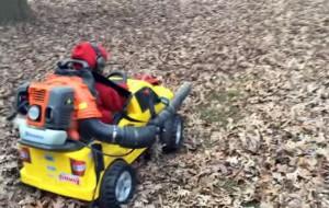 bladblazer-speelgoedauto