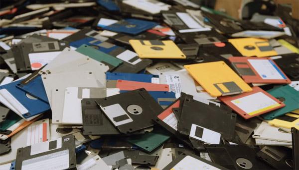 diskette-video