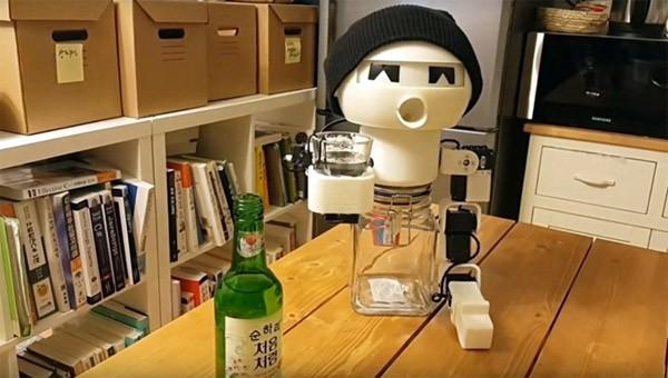 drinky-robot