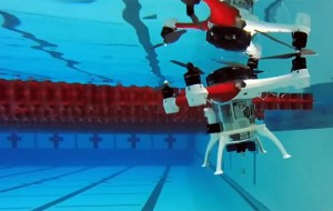 loon-copter-drone-vliegen