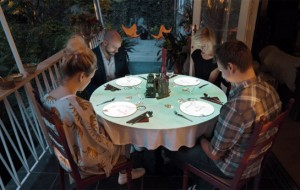 projection-mapping-diner