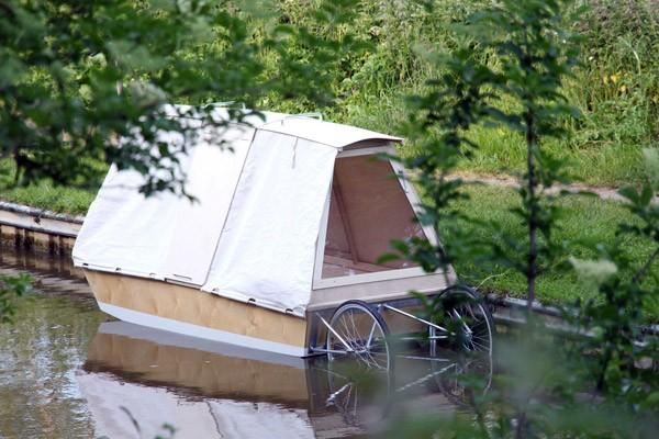waterbed-drijvend-bed
