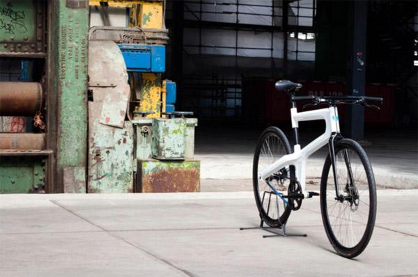 mokumono-fiets