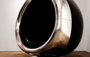 vliegtuigmotor-stoel