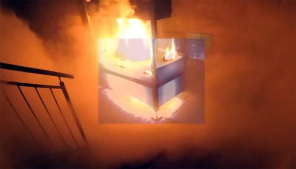 Augmented reality maakt het leven van de brandweer makkelijker