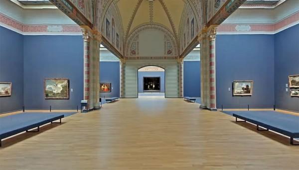 Google en het Rijks realiseren een digitaal museum