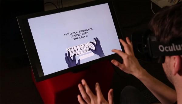 Nieuwe technologie van Microsoft geeft je virtuele handen