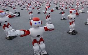 dansende-robots-wereldrecord