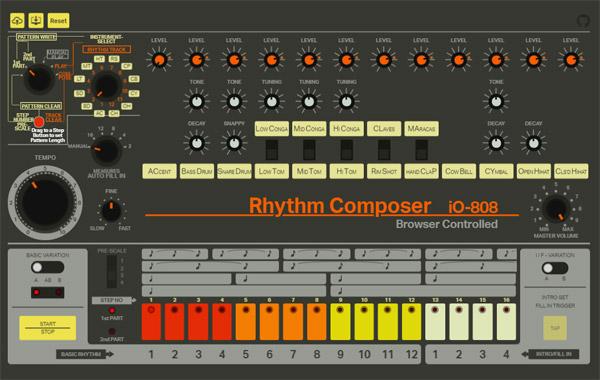 drumcomputer-808-online