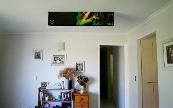 televisie-plafond
