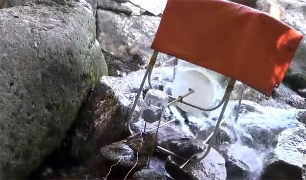 waterkracht-generator