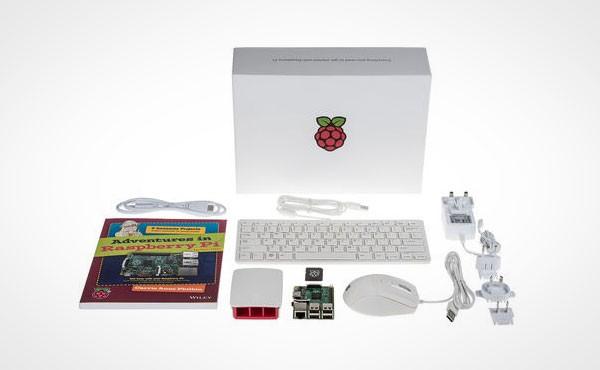 Er is nu een officieel starterspakket voor de Raspberry Pi