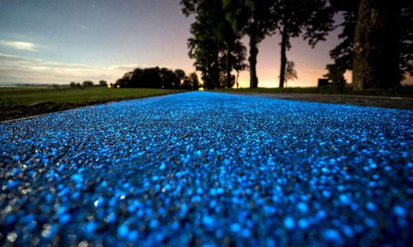 lichtgevend-fietspad-polen