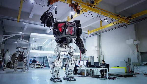 mech-robot-zuid-korea