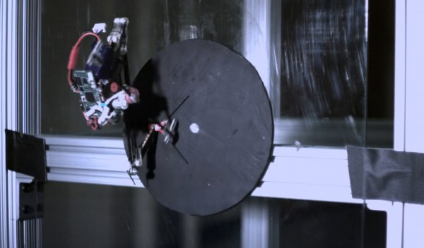robot-parcour