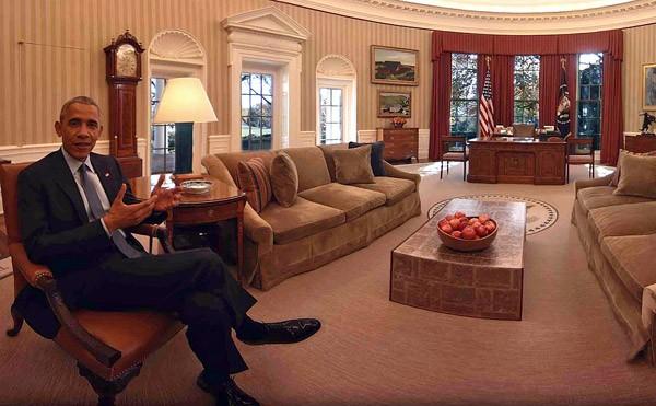 obama-vr-witte-huis