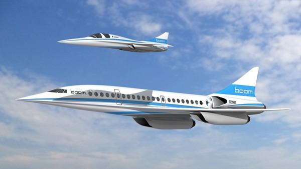 Komt er echt weer een supersonisch passagiersvliegtuig?