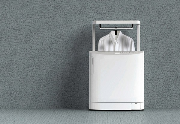 Pop-Up Laundry: een eenpersoons-wasmachine