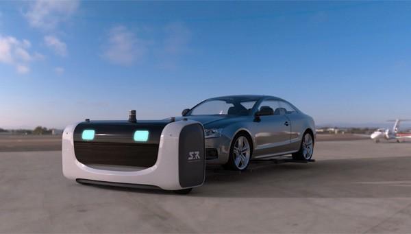 Stan: de robot die vliegensvlug je auto parkeert