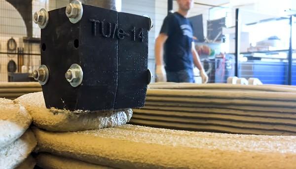 BAM en de TU/e bouwen de eerste fietsbrug uit de 3D-printer